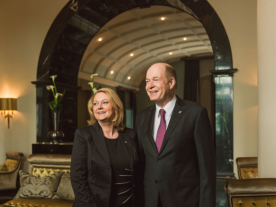 Althoff Hotels Thomas Althoff und Elke Dietenbach-Althoff